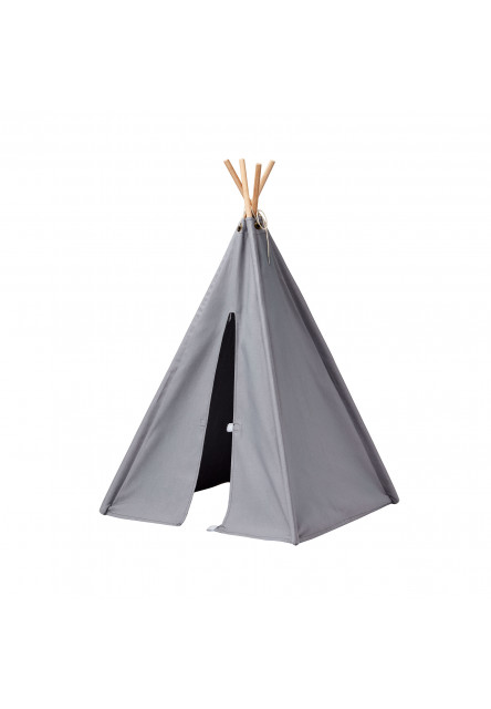 Mini stan teepee Grey Kids Concept