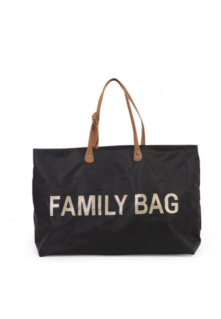 Cestovná taška Family Bag Black Childhome