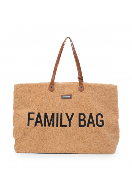 Cestovná taška Family Bag Teddy Beige Childhome